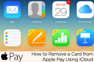 Remove Card From Apple Pay