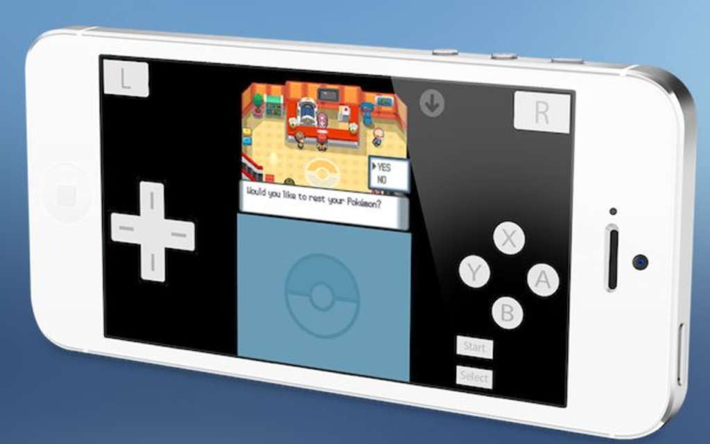 NDS4iOS Emulator for iPhone