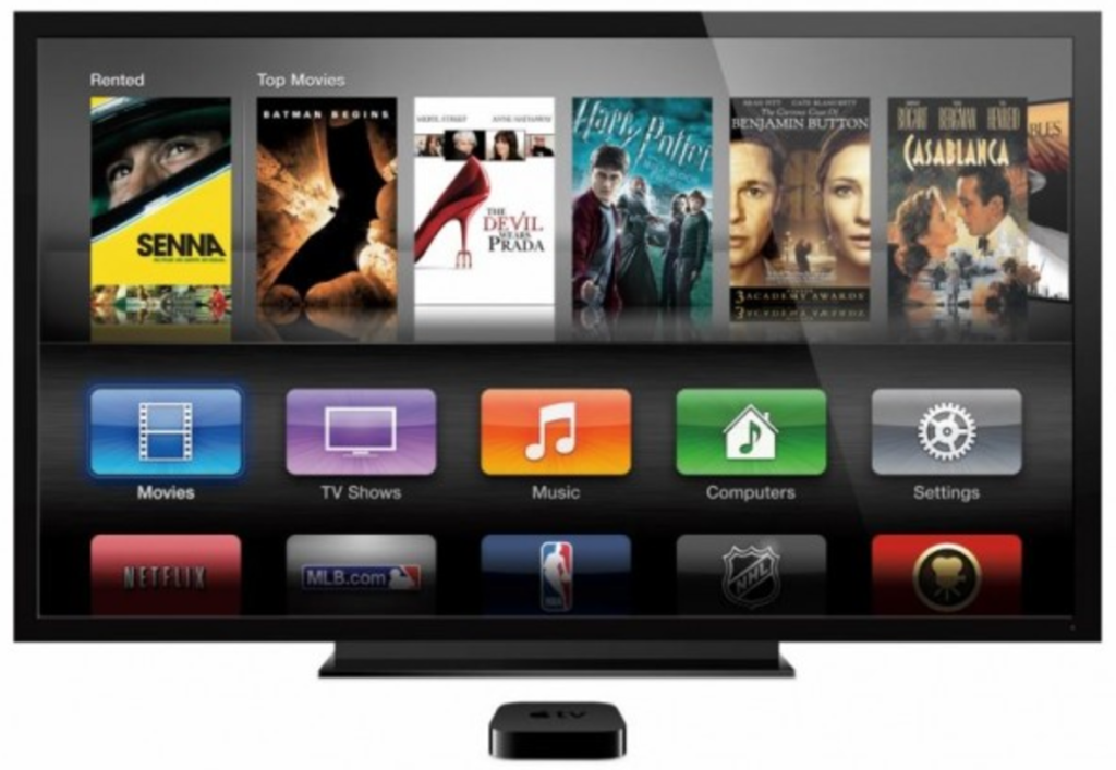 Apple TV AirPlay Media Player