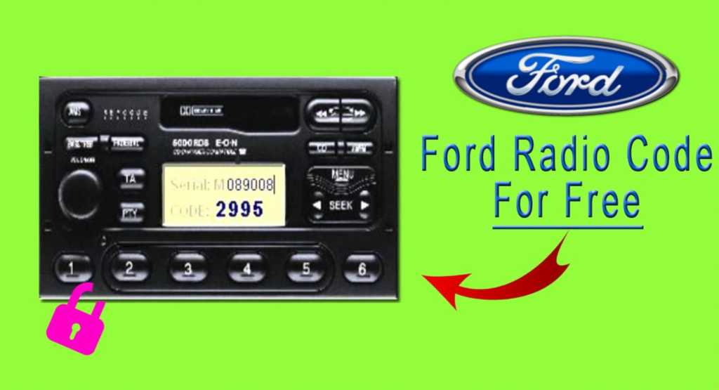 How To Use Ford Radio Code Generator All Models For Freerhiguidesblog: Ford Mondeo Radio Code Free At Gmaili.net