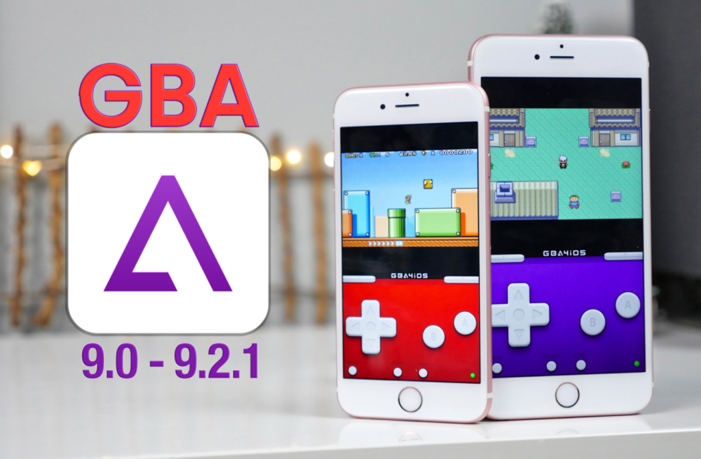 Use GBA4iOS to Play Gameboy Games on iPhone (iOS 12 Ready
