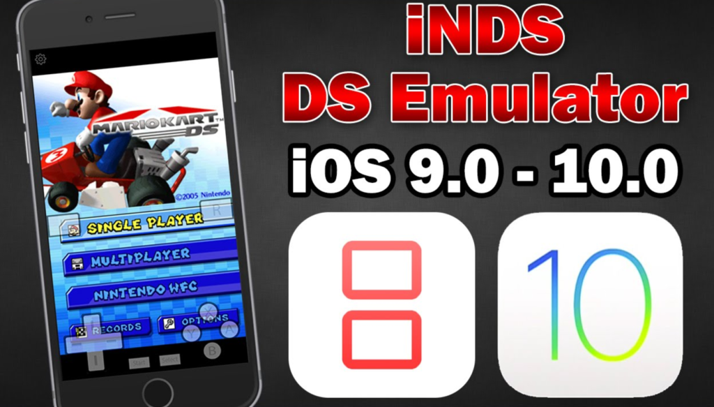 nintendo ds emulator for iphone and install inds emulator for all iphones on ios 17864