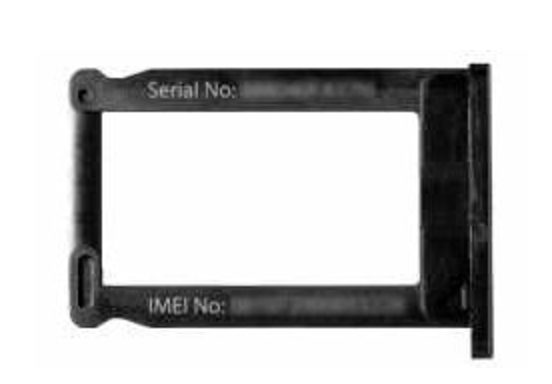 iPhone IMEI Number on Sim Tray