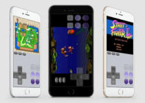 SNES4iOS EMulator